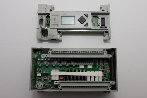 Allen Bradley MicroLogix 1400 PLC internal