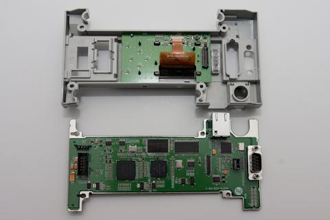 Allen Bradley MicroLogix 1400 PLC control boards