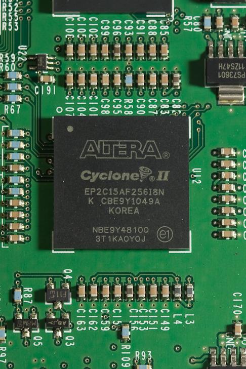 Allen Bradley MicroLogix 1400 PLC Altera Cyclone 2 FPGA
