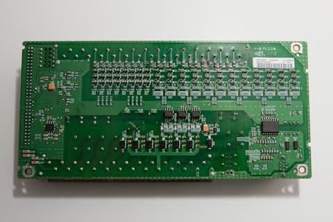 Allen Bradley MicroLogix 1400 PLC IO board