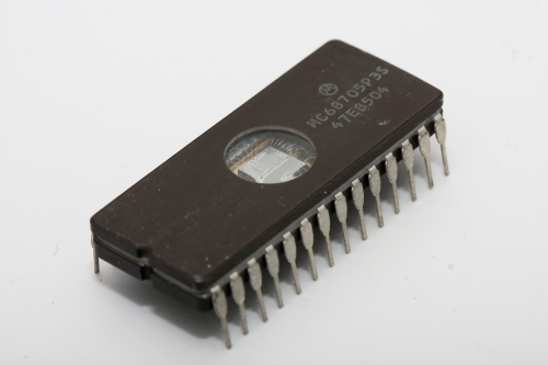 Motorola MC68705P3S 28pin CDIP