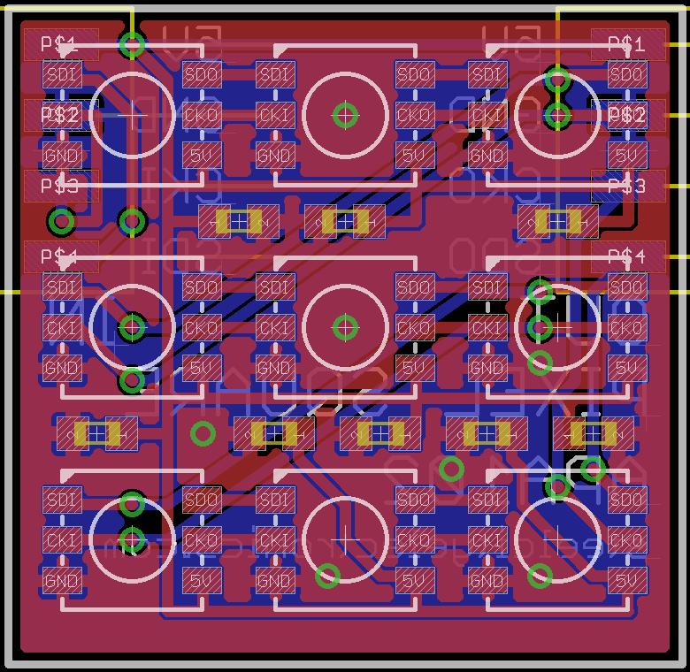 Skillet Reflow 0603 SMD Capacitors = Tombstones | SteelCity